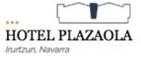 Logotipo Hotel Plazaola Irurtzun